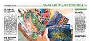 Süchtig nach Postkarten