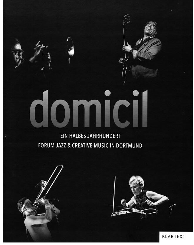 domicil - Ein halbes Jahrhundert Forum Jazz