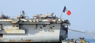 Schwenk nach Asien: Europäische Flugzeugträger im Pazifik