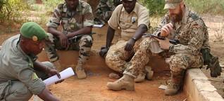 Bundeswehr in Mali: Schwierige Ausbildungsmission