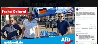 AfD-Politiker Guido Reil und der Hasenmissbrauch