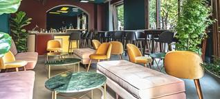 Mit dem Bonvivant bekommt Berlin ein neues Cocktail-Bistro
