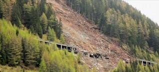 Bergsturz - Die Alpen in Bewegung, Planet Wissen am 22.5.19