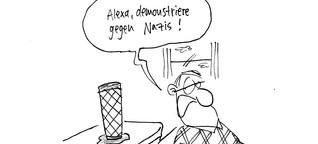 """Debatte über Karikaturen: """"Der Satiriker darf erst mal alles"""""""