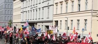 Studentischer Arbeitskampf geht weiter