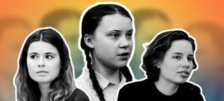 Klimaprotest: Warum engagieren sich vor allem junge Frauen?