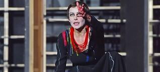Medea in Saarbrücken: Die Kindermörderin als Schizophrene