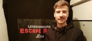 So spannend rätselt es sich in Thüringens Escape Rooms