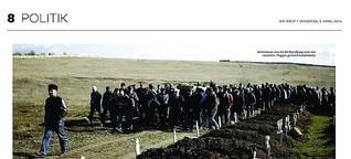 """""""Europa schweigt zur Krim"""""""