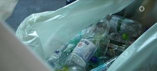 16 Milliarden Flaschen pro Jahr - Aufstand gegen PET-Einweg
