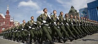 Syrien-Krise: Warum Russland vom Kalten Krieg träumt