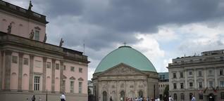"""Protest katholischer Frauen in Berlin: """"Den Bischof nicht überfordern"""""""