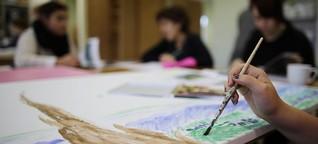 Universität der Künste: Catwalk der Präsentationsmappen