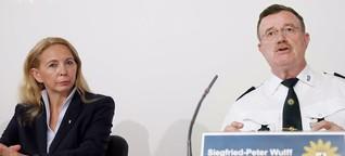 Berliner Polizei legt Bilanz vor: Defizite selbstkritisch eingeräumt