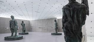 Vom Modell zum Werk – Arbeiten von Thomas Schütte im Kunsthaus Bregenz