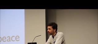 Stephan Kroener (PBI) - Friedenskonferenz 2016
