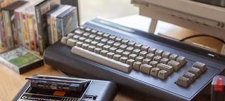 Commodore 16: Meine erste Computerliebe - Golem.de