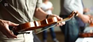 Capriccio - Geigenbau: Das Holz aus dem die Töne sind