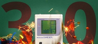 Nintendo: Happy Birthday, Game Boy! - Golem.de