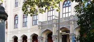 Museum Fünf Kontinente - Sommer in München