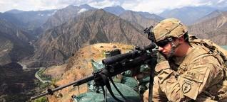 Zukunft der Kriegsführung: Der Aufstieg der Scharfschützen