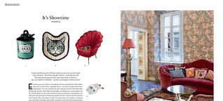 Opulent, extravagant, hollywoodreif: Die neue Home-Collection von Gucci