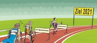 Hürdenlauf mit Krücken: Warum es die elektronische Patientenakte in Deutschland so schwer hat