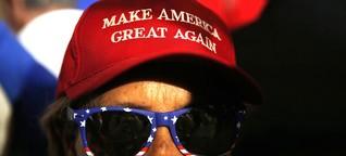 """Journalismusforscher über US-Wahlkampf: """"Es geht nur um Persönlichkeiten"""""""