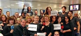 Spanischer Rundfunk: Aufstand der eigenen Journalisten
