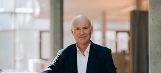 """Alnatura-Gründer Götz Rehn: """"Fleisch ist Fleisch, Ei ist Ei"""""""