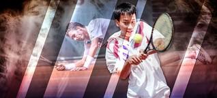 French Open: Vor 30 Jahren - Michael Chang schlägt Ivan Lendl sensationell