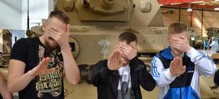 Chemnitz wehrt sich gegen Neonazis   spiegel.tv