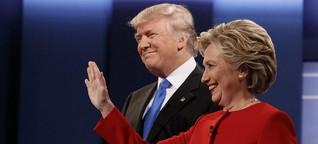 Medien und Wahlkämpfe in den USA: Wahlen nach Zahlen