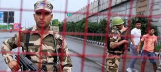 Kaschmir: Indiens populäre Eskalation