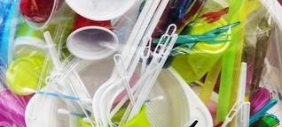 Plastikverbot muss viel weiter gehen