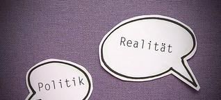 """Die Idee hinter """"Politik trifft auf Realität"""""""