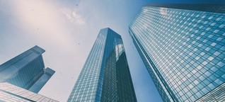 Interview: Die Deutsche Bank wird zur Plattform