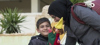Familiennachzug - Zwischen Libanon und Berlin
