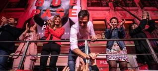 Spanien hat gewählt. Und jetzt? Was Sie wissen müssen im FAQ