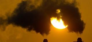CO2-Recycling - Treibstoff aus Kohlendioxid