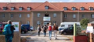 Haus des Wandels in Heinersdorf