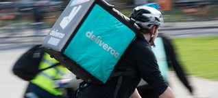 Deliveroo verlässt Deutschland: Am Ende der Nahrungskette