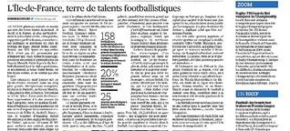 L'Île-de-France, terre de talents footballistiques