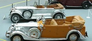 Retro Classics - Schauplatz automobiler Tradition
