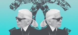Warum die Medien-Trauer um Karl Lagerfeld heuchlerisch ist