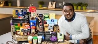 ZDFzeit: 'Wie gut ist unser Kaffee? Der große Test mit Nelson Müller'
