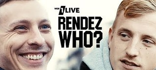 1LIVE RendezWho? | Video-Serie, Redaktion