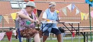 Osdorf von A bis Z : Premiere geglückt - Osdorf hat sein Dorffest