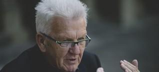 """Winfried Kretschmann: """"Diesel-Fahrer nicht weiter belasten"""""""