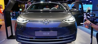 ID 3: Volkswagen schlägt das dritte Kapitel auf